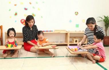 Hàng nghìn giáo viên mầm non đang dạy hợp đồng sẽ được hưởng chế độ như giáo viên biên chế