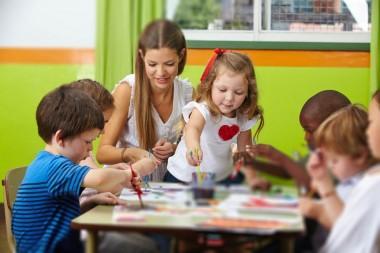 Cả nước thiếu hơn 49.000 giáo viên mầm non