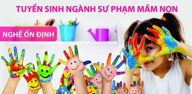 Thông báo tuyển sinh văn bằng 2 Mầm non - Tiểu học 2017 Trường Trung cấp Thái Nguyên
