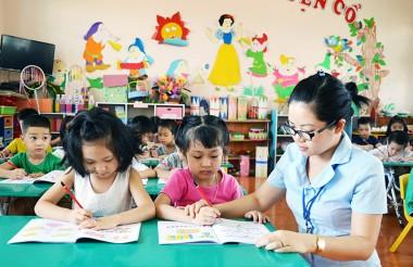 Sư phạm mầm non Hà Nội nâng cao đào tạo chất lượng hệ trung cấp