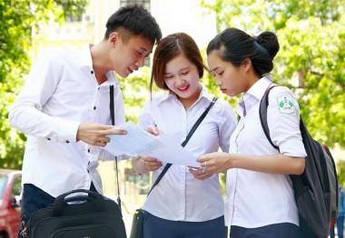 Thí sinh được lựa chọn bài thi tổ hợp điểm cao hơn để xét tốt nghiệp
