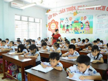 Tin vui: Sau năm 2020, lương giáo viên sẽ tăng mạnh theo lộ trình