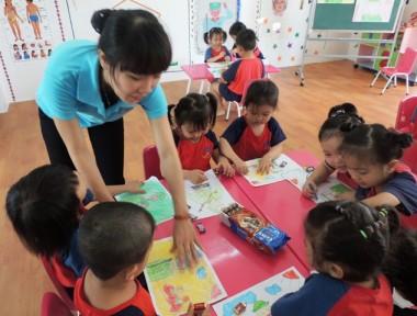 Cả nước thiếu 40.000 giáo viên mầm non, tiểu học
