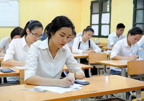 Image result for Thí sinh thi THPT quốc gia năm 2017